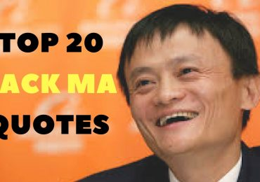 20 Motivating Jack Ma Quotes to fire you up